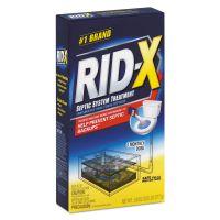 RID-X Septic System Treatment Concentrated Powder, 9.8 oz, 12/Carton RAC80306
