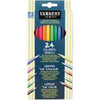 Colored Pencils 24/Pkg NOTM340637