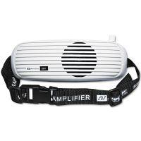 AmpliVox BeltBlaster PRO Personal Waistband Amplifier, 5 Watts, 1 1/2 lbs APLS207