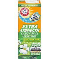 Arm & Hammer Deodorizing Carpet Cleaning Powder, Fresh, 30 oz CDC3320011538