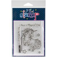 "Your Next Stamp Clear Stamps 3""X4"" NOTM311363"