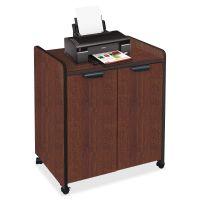 Mayline Laminate Utility Cabinets MLN2110MUMAHBLK