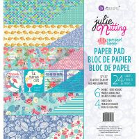 "Prima Marketing Double-Sided Paper Pad 12""X12"" 24/Pkg NOTM467195"