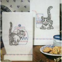 Stamped Kitchen Towels   NOTM242890