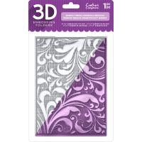 "Crafter's Companion 3D Embossing Folder 5""X7"" NOTM056526"