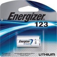 Energizer Lithium 123 3-Volt Battery EVEEL123APBPCT
