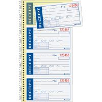 Adams Write 'N Stick 2-Part Receipt Book ABFSC1152WS
