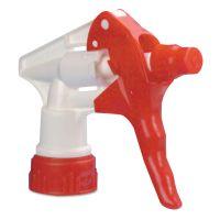 "Boardwalk Trigger Sprayer 250 f/32 oz Bottles, Red/White, 9 1/4""Tube, 24/Carton BWK09229"