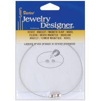 """Magnetic Clasp Bracelet 8"""" NOTM156698"""