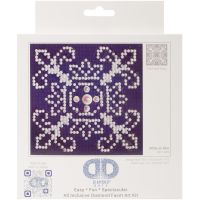 "Diamond Dotz Diamond Embroidery Facet Art Kit 6""X6"" NOTM052186"