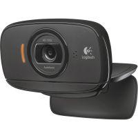 Logitech C525 Webcam - Black - USB 2.0 - 1 Pack(s) SYNX2964590
