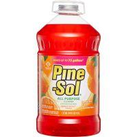 Pine-Sol All Purpose Cleaner, Orange Energy, 144 oz Bottle CLO41772EA