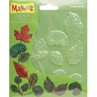 Makin's Clay Push Molds NOTM156494