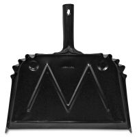 Genuine Joe Heavy-duty Metal Dustpan GJO85151