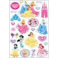 Disney Princess Classic Stickers NOTM448675