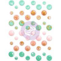 Havana Say It In Crystals Adhesive Embellishmnents 48/Pkg NOTM466912