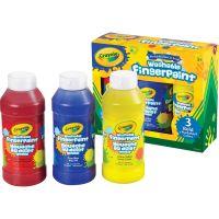 Crayola Washable Fingerpaint Pack CYO551310