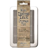 Mini Distress Ink Storage Tin  NOTM117183