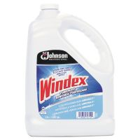 Windex Glass Cleaner with Ammonia-D, 1gal Bottle SJN696503EA
