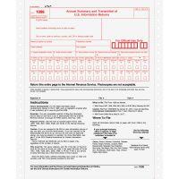 TOPS 1096 Tax Form TOP2202