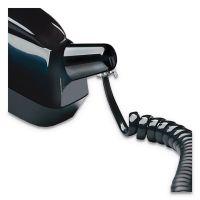 Softalk Twisstop Rotating Phone Cord Detangler, Black SOF1501
