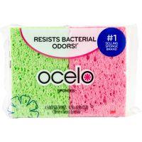 O-Cel-O Cellulose Sponges 4/Pkg NOTM212061