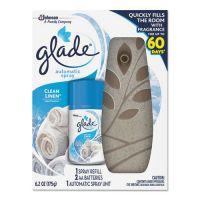 "Glade Automatic Air Freshener Starter Kit, 3.688"" x 3.625"" x 8.063"", Sandy SJN686452KT"