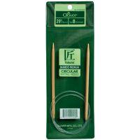 "Takumi Bamboo Circular Knitting Needles 29"" NOTM071864"