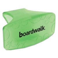 Boardwalk Bowl Clip, Cucumber Melon, Green, 12/Box BWKCLIPCME