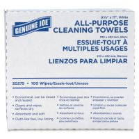 Genuine Joe All-Purpose Cleaning Towels GJO20275