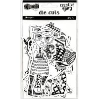 Dyan Reaveley's Dylusions Creative Dyary Die Cuts NOTM391046