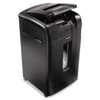 Swingline Stack-and-Shred 750X Auto Feed Super Cross-Cut Shredder, 750 Sheet Capacity SWI1757578