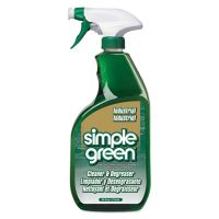 Simple Green Industrial Cleaner & Degreaser, Concentrated, 24 oz Spray Bottle SMP13012