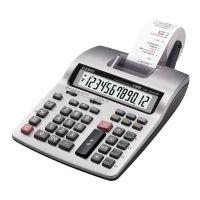 Casio HR-150TMPlus Desktop Printer Calculator CSOHR150TMPLUS
