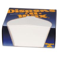 Dixie Dispens-A-Wax Waxed Deli Patty Paper, 4 3/4 x 5, White, 1000/Box DXE434BX