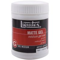 Liquitex Matte Acrylic Gel Medium NOTM451723