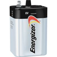 Energizer Max 6-Volt Alkaline Lantern Battery EVE529CT