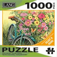 "Jigsaw Puzzle 1000 Pieces 29""X20"" NOTM233976"