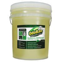 OdoBan Concentrated Odor Eliminator, Eucalyptus, 5 gal Pail ODO9110625G
