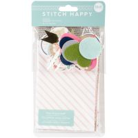 We R Stitch Happy Card Kit NOTM315310