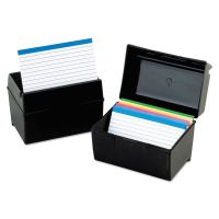 Index Card Files & Cabinets