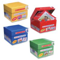 Scholastic Little Leveled Readers Mini Teaching Guide, 75 Books, Five Each of 15 Titles SHS0439632390