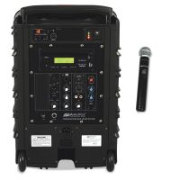 AmpliVox Titan Wireless Portable PA System, 100W Amp APLSW800