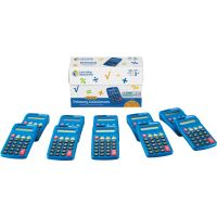 Learning Resources Primary Calculator Set LRNLER0038