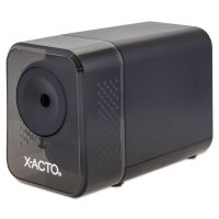 X-ACTO XLR Office Electric Pencil Sharpener, Charcoal Black EPI1818LMR