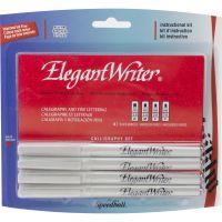 Speedball Elegant Writer Calligraphy Markers 4/Pkg NOTM385483