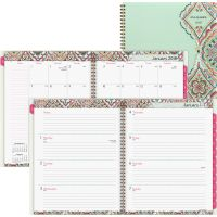 AT-A-GLANCE Marrakesh Professional Weekly/Monthly Planner, 9 1/4 x 11 3/8, 2019 AAG182905