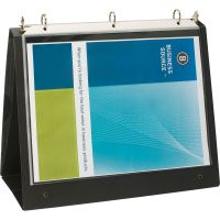 Business Source Easel Ring Binder BSN16456