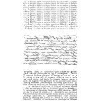 "Tim Holtz Cling Rubber Stamp Set 7""X8.5"" NOTM479069"