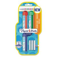 Paper Mate Clearpoint Color Lead Mechanical Pencil Refills, 0.7mm, HB, 6/Pack PAP1984785